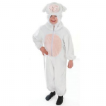 SHEEP LAMB ALL IN ONE CHILDRENS COSTUME